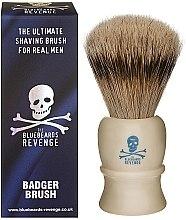 Парфюмерия и Козметика Четка за бръснене - The Bluebeards Revenge The Ultimate Badger Brush
