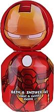 Парфюмерия и Козметика Детски душ гел - Corsair Marvel Avengers Iron Man Bath&Shower Gel