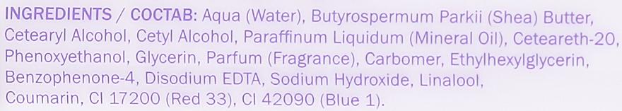 Хидратиращ лосион за вана с лавандула и лайка - Grace Cole Lavender & Camomile Moisturising Body Lotion — снимка N3