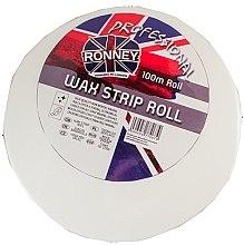 Парфюмерия и Козметика Ленти на руло за кола маска , 100 м - Ronney Wax Strip Roll