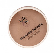 Парфюмерия и Козметика Бронзираща пудра за лице - GRN Bronzing Powder