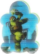 """Парфюмерия и Козметика Детска гъба за баня """"Костенурките нинджа"""" Рафаел 2 - Suavipiel Turtles Bath Sponge"""