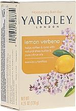 """Сапун """"Лимон и върбинка"""" - Yardley Lemon Verbena With Shea Butter Soap — снимка N1"""