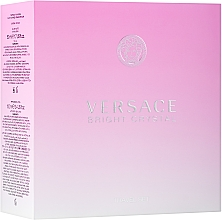 Парфюмерия и Козметика Versace Bright Crystal - Комплект (edt 50 + b/l 100)