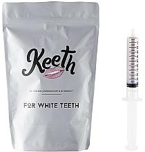"""Парфюмерия и Козметика Комплект пълнители за избелване на зъби """"Боровинка"""" - Keeth Blueberry Refill Pack"""
