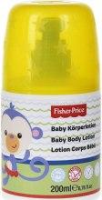 Парфюми, Парфюмерия, козметика Детски лосион за тяло - Fisher-Price Baby Body Lotion