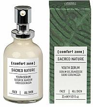 Парфюмерия и Козметика Серум за лице - Comfort Zone Sacred Nature Youth Serum