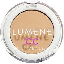 Парфюмерия и Козметика Компактен коректор за лице - Lumene CC Color Correcting Concealer