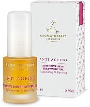 Парфюмерия и Козметика Антистареещо масло за лице за интензивна грижа - Aromatherapy Associates Anti-Age Intensive Skin Treatment Oil