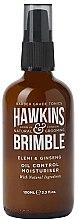 Парфюмерия и Козметика Балсам за мазна кожа - Hawkins & Brimble Oil Control Mousturiser