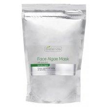 Парфюмерия и Козметика Алгинатна маска за лице със спирулина - Bielenda Professional Algae Spirulina Face Mask (пълнител)