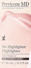 Парфюмерия и Козметика Хайлайтър - Perricone MD No Highlighter Highlighter