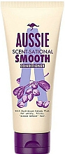 Парфюмерия и Козметика Изглаждащ балсам за коса - Aussie Scent-Sational Smooth Conditioner