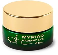 Парфюмерия и Козметика Ароматерапевтичен възстановяващ околоочен крем - Ambasz Myriad Radiant Eye