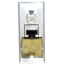 Парфюми, Парфюмерия, козметика Lalique Lalique Pour Homme - Комплект парфюмна вода (edp/75ml + edp/4.5ml)