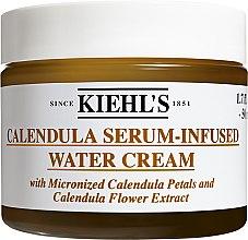 Парфюми, Парфюмерия, козметика Аква-крем с висока концентрация на невен за лице - Kiehl's Calendula Serum-Infused Water Cream