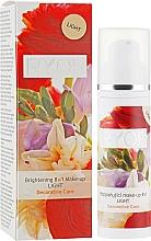 Парфюмерия и Козметика Озаряващ флуид за лице 8в1 - Ryor Decorative Care Brightening Makeup 8in1