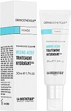 Парфюмерия и Козметика Активен клетъчен овлажняващ крем за лице - La Biosthetique Dermosthetique Hydro-Actif Traitement Hydratant