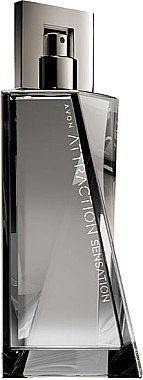 Avon Attraction Sensation Him - Тоалетна вода — снимка N1