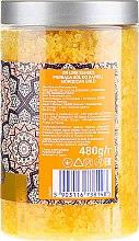 Соли за вана - On Line Senses Bath Salt Moroccan Gold — снимка N3