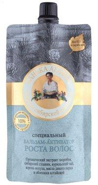 Специален балсамов активатор за растеж на косата - Рецептите на баба Агафия