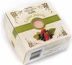 Парфюми, Парфюмерия, козметика Сапун с аромат на горска ягода - Delicate Organic Aroma Soap