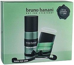 Парфюмерия и Козметика Bruno Banani Made For Men - Комплект (парф. вода/30ml + део/150ml)