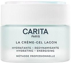 Парфюмерия и Козметика Гел-крем за лице - Carita Paris La Creme-Gel Lagon