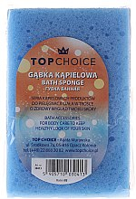 Парфюми, Парфюмерия, козметика Гъба за баня 30413, синя - Top Choice