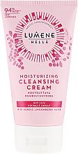 Парфюмерия и Козметика Хидратиращ почистващ крем за лице - Lumene Moisturizing Cleansing Cream