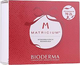 Парфюмерия и Козметика Регенериращ серум за лице - Bioderma Matricium Single Doses Skin Tissue Regeneration Serum