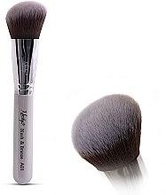 Парфюми, Парфюмерия, козметика Четка за руж - Nanshy Blush & Bronze A01 P. White