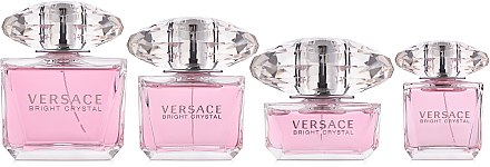 Versace Bright Crystal - Тоалетна вода — снимка N4