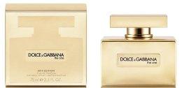 Парфюми, Парфюмерия, козметика Dolce & Gabbana The One Gold Limited Edition - Парфюмна вода