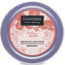 "Парфюмерия и Козметика Мус за душа ""Грейпфрут"" - Stenders Grapefruit Shower Souffle"