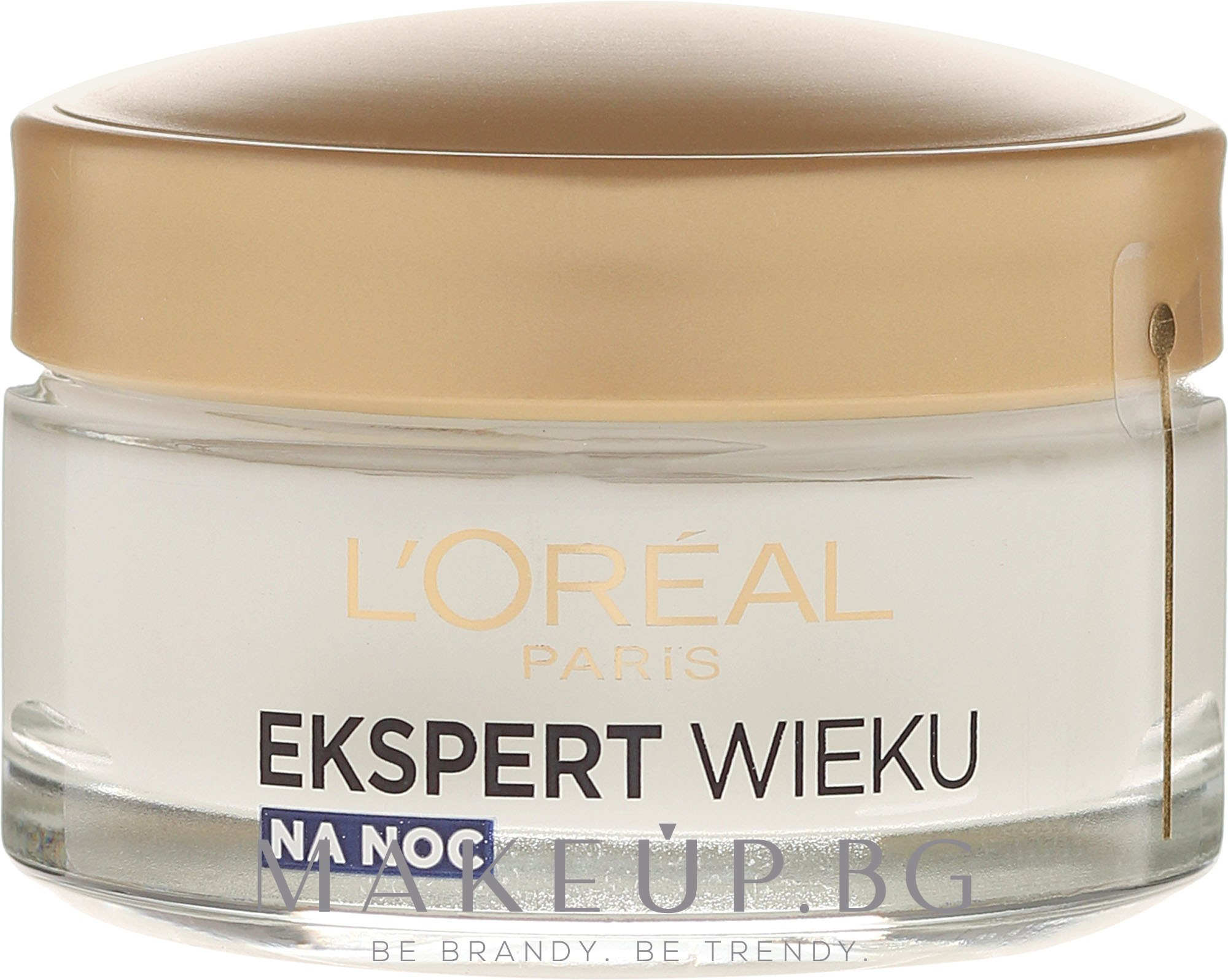 Нощен крем за лице - L'Oreal Paris Age Specialist Expert Night Cream 50+ — снимка 50 ml
