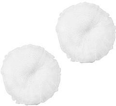 Парфюмерия и Козметика Сменяема гъба луфа за почистващо устройство, Blus - PMD Beauty Silverscrub: Silver-Infused Loofah