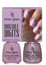 Парфюми, Парфюмерия, козметика Комплект лакове - China Glaze Double Digits Violet