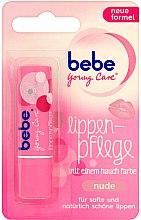 Парфюми, Парфюмерия, козметика Балсам за устни - Bebe Young Care Nude