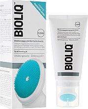 Парфюмерия и Козметика Почистващ гел за лице с четка - Bioliq Clean Cleansing Gel