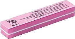 Парфюмерия и Козметика Двустранен мини блок за полиране на нокти - Peggy Sage