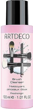 Препарат за почистване на четки за грим - Artdeco Brushes Brush Cleanser — снимка N1