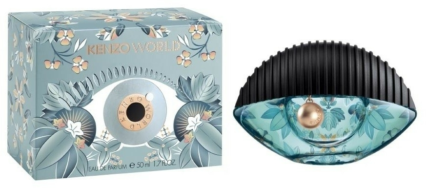 Kenzo World Collector's Edition - Парфюмна вода