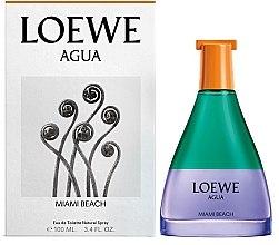 Парфюми, Парфюмерия, козметика Loewe Agua Miami Beach - Тоалетна вода