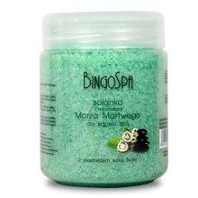 Парфюми, Парфюмерия, козметика Соли за вана с минерали от Мъртво море и екстракт от нони - BingoSpa