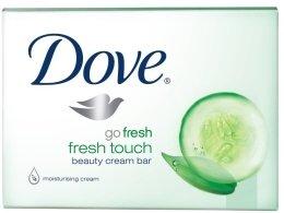 "Парфюми, Парфюмерия, козметика Крем сапун ""Touch of freshness"" - Dove"