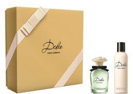 Парфюми, Парфюмерия, козметика Dolce & Gabbana Dolce - Комплект (парф. вода/50ml+лосион за тяло/100ml)