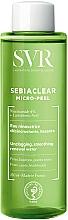 Парфюмерия и Козметика Почистваща и изглаждаща вода за микропилинг - SVR Sebiaclear Micro Peel