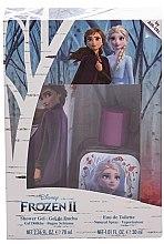 Парфюми, Парфюмерия, козметика Disney Frozen II - Комплект (тоал. вода/30ml + душ гел/70ml)