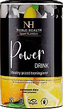 "Парфюмерия и Козметика Цитрусов коктейл ""Преди тренировка"" - Noble Health Slim Line Power Drink Cocktail"